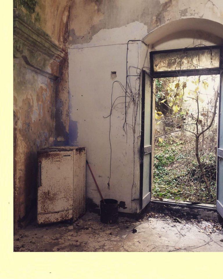 Volevo solo aprire un museo - arte contemporaneo matera - le condizioni iniziali della torre
